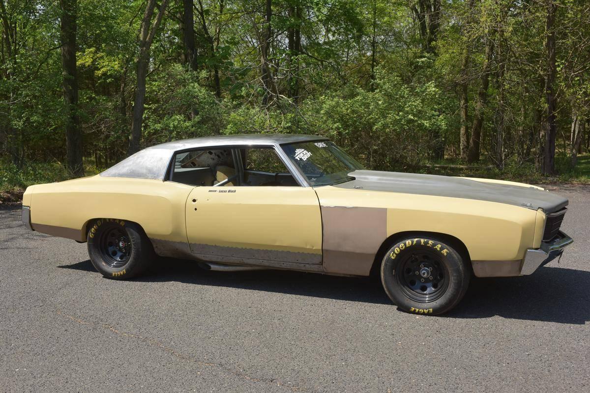 Chevrolet Monte Carlo 1971 do filme Velozes e Furiosos 3 ...