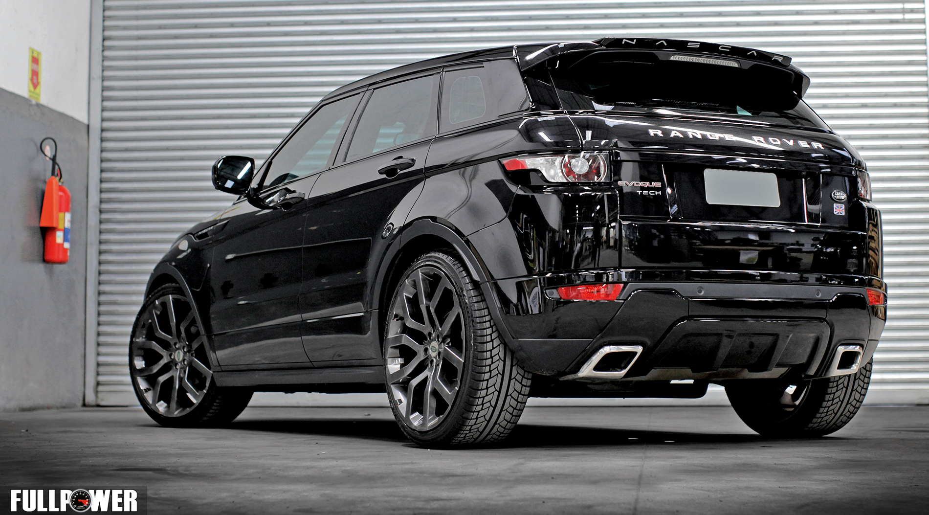 Land Rover Evoque Passa Dos 280 Cv Com Chip Fullpower