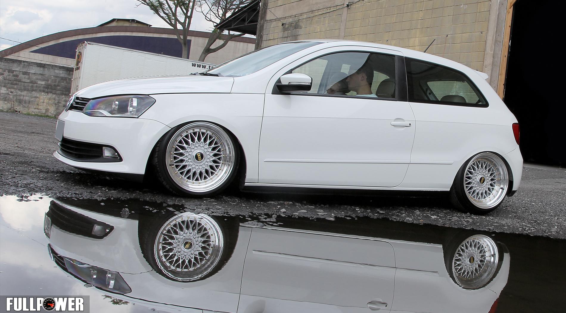 Volkswagen Gol Ganha Rodas 17 Quot E Suspens 227 O A Ar Fullpower