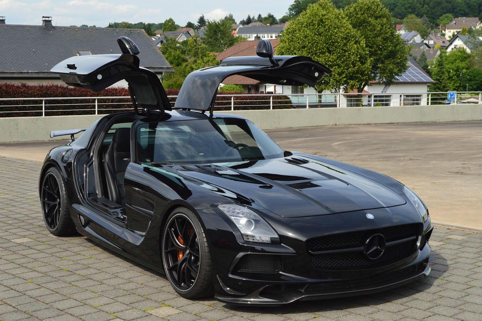 ... Mercedes Benz SLS AMG Black Series ...