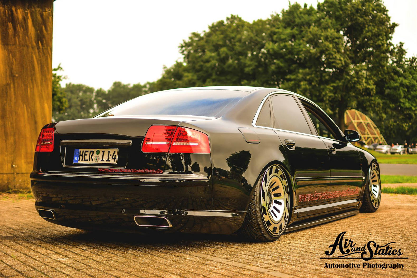 Preparadora Alem 227 Soca Audi S8 D3 No Ch 227 O E Coloca Rodas