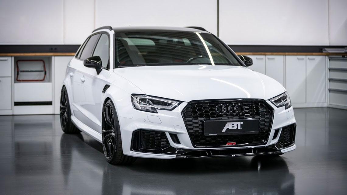 Audi Rs3 Original Nao E Suficiente Entao A Abt Injetou 500 Cv No 2 5 Turbo Fullpower