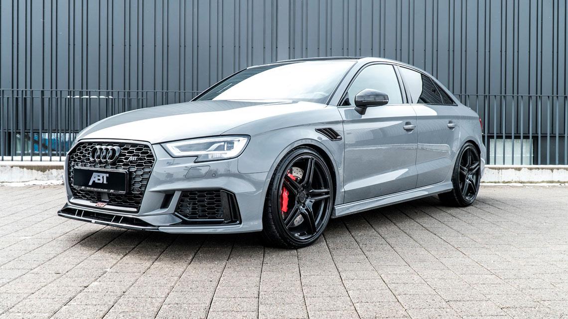 Audi Rs3 Sedan Ganha 100 Cv E Escape De 102 Mm Com Preparacao Da Abt Fullpower