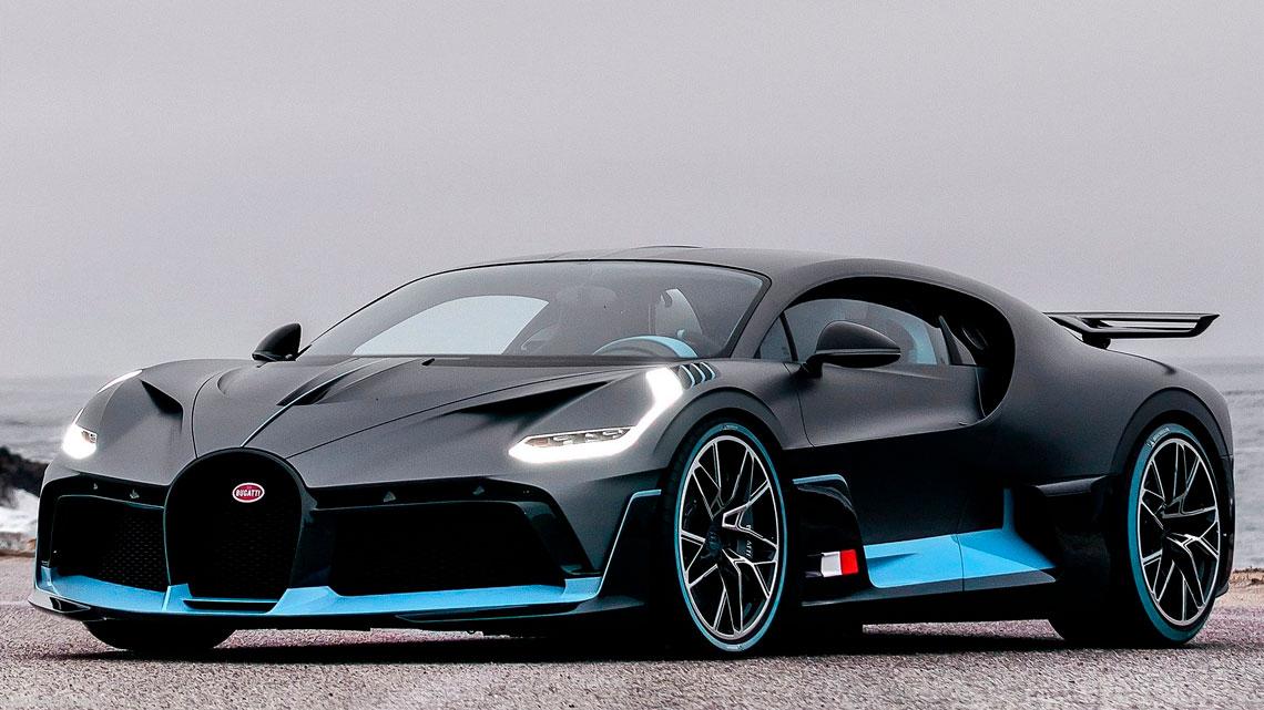 Bugatti Divo E Melhor Que O Irmao Chiron Fullpower