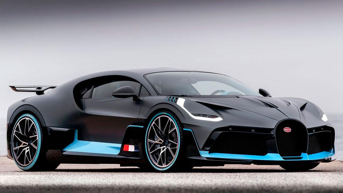 Ainda Da Para Comprar Um Bugatti Divo Us 1 Milhao Mais Caro Fullpower